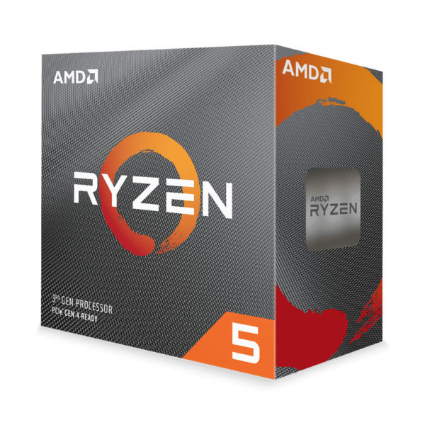 AMD Ryzen™ 5 3600 6C/12T UPTO 4.2GHZ