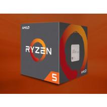 AMD Ryzen 5 2600 3.4Ghz (3.9Ghz Turbo)- hàng nhập khẩu