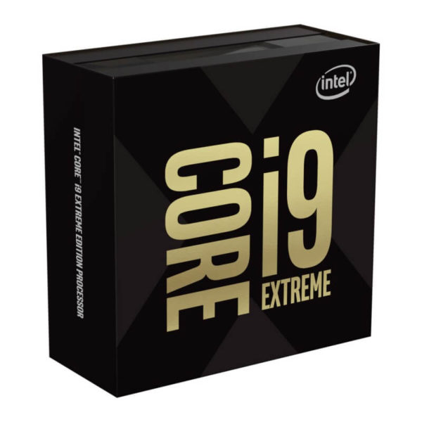 CPU Intel Core I9 7980XE 2.6 GHz Turbo Up To 4.2 GHz / 24.75 MB / 18 Cores, 36 Threads / Socket 2066