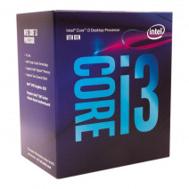 Tray - Intel Core I3-8100 Processor 6M Cache, 3.60 GHz