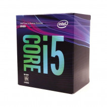 Intel Core I5-8600 9M 3.1ghz Up To 4.3Ghz