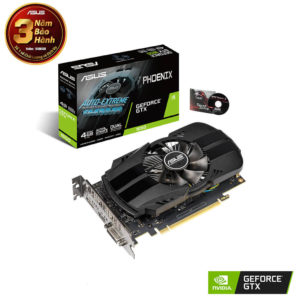 Asus Phoenix Geforce® Gtx 1650 4gb H1