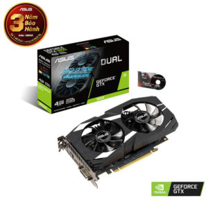 Asus Geforce Gtx 1650 Dual 4gb H1