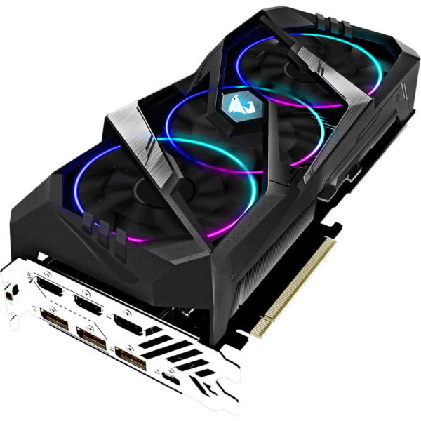 Gigabyte Aorus Geforce® Rtx 2070 Super™ 8g H5