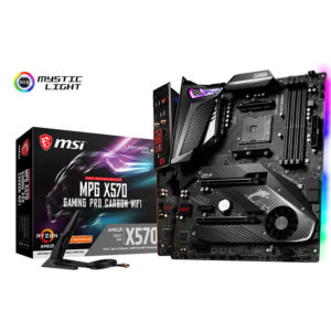 Msi Mpg X570 Gaming Pro Carbon Wifi H1