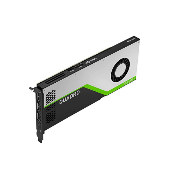 Nvidia Quadro Rtx4000 8gb Gdr6 Workstation Video Card H3