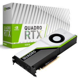 Nvidia Quadro Rtx5000 16gb Gdr6 Workstation Video Card H1