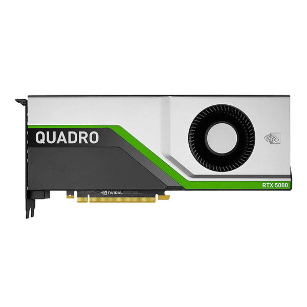 Nvidia Quadro Rtx5000 16gb Gdr6 Workstation Video Card H2
