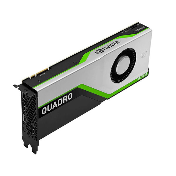 Nvidia Quadro Rtx5000 16gb Gdr6 Workstation Video Card H3