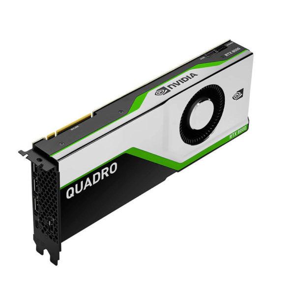 Nvidia Quadro Rtx8000 48gb Gdr6 Workstation Video Card H3