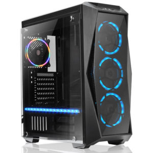 Infinity Soul - 2 Sides Tempered Glass
