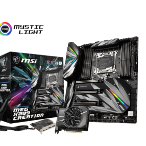 MSI MEG X299 Creation - Socket 2066