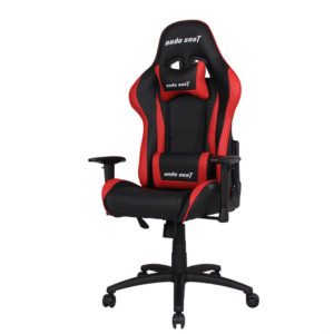 Anda Seat Axe Blackred – Full Pvc Leather 4d Armrest Gaming Chair H3