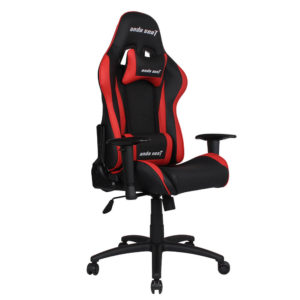 Anda Seat Axe Blackred – Full Pvc Leather 4d Armrest Gaming Chair H4