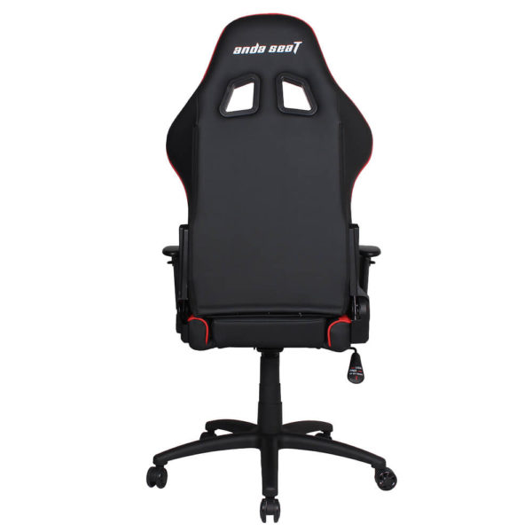 Anda Seat Axe Blackred – Full Pvc Leather 4d Armrest Gaming Chair H7