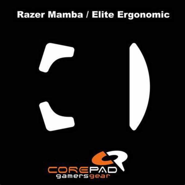 Corepad Skatez Pro For Razer Mamba Series -100% PTFE Mouse Feet