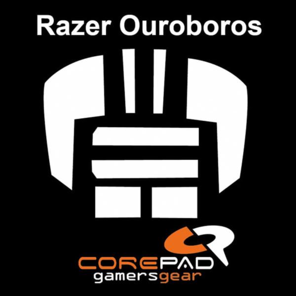 Corepad Skatez Pro For Razer Ouroboros -100% PTFE Mouse Feet