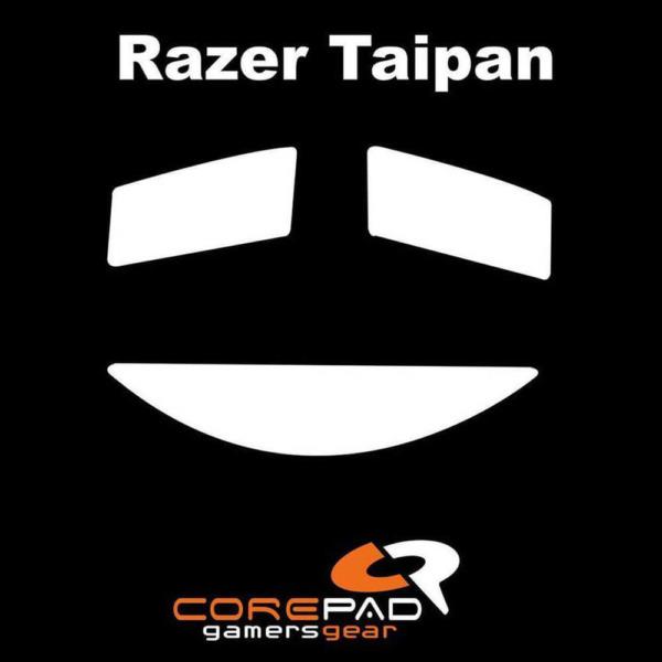 Corepad Skatez Pro For Razer Taipan -100% PTFE Mouse Feet