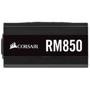 Corsair Rm Series 850 ( 2019 ) – 80 Plus Gold – Full Modular H2