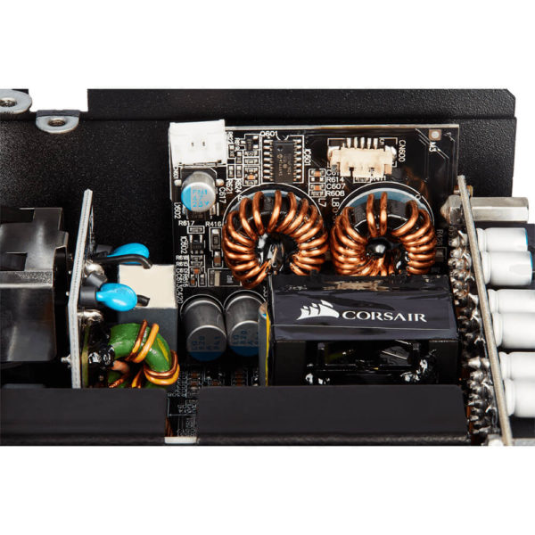 Corsair Sf750 80+ Platinum Sfx Psu H5
