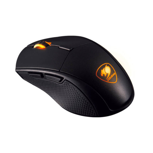 Cougar Minos X5 2 zone RGB - 2000Hz 0.5ms - Real 12,000 DPI Optical Gaming Mouse