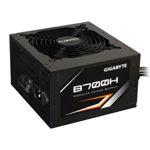 Gigabyte B700h – 700w – 80 Plus Bronze – Semi Modular H6