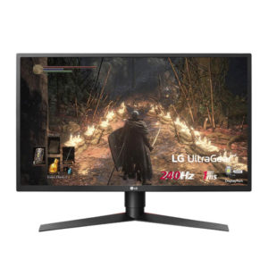 Lg 27gk750f Fhd 240hz Freesync Gaming Monitor H1