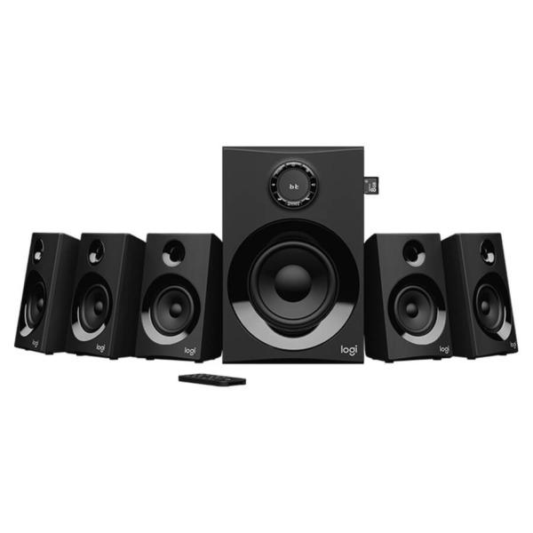 Logitech Z607 5.1 Surround Speaker With Bluetooth H1