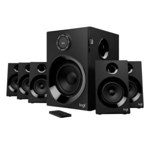 Logitech Z607 5.1 Surround Speaker With Bluetooth H2