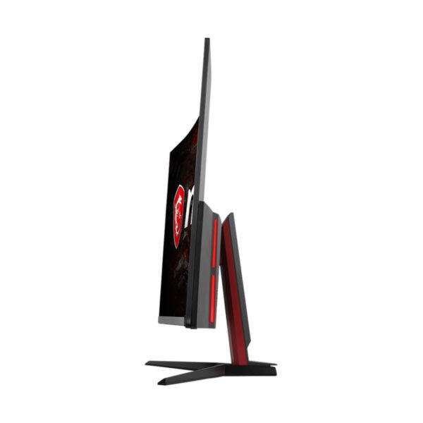Msi Optix Ag32cq 32″ Curved Qhd 144hz Gaming Lcd H3