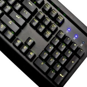 Phím Cơ Gaming Rgb Infinity Azure H2
