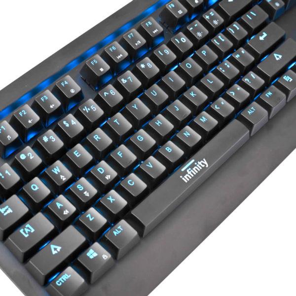 Phím Cơ Gaming Rgb Infinity Azure H4