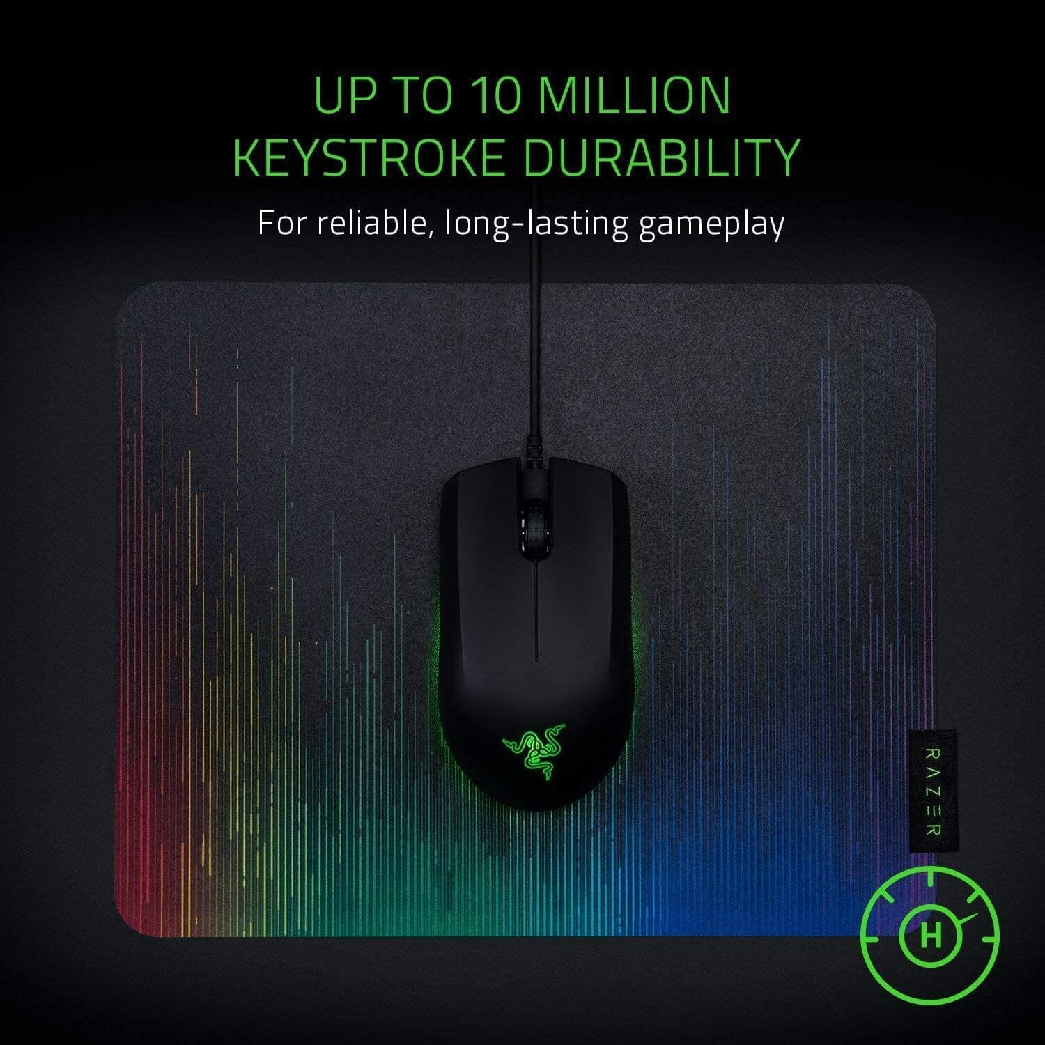 Razer Abyssus Essential Ambidextrous – Gaming Mouse Features 6