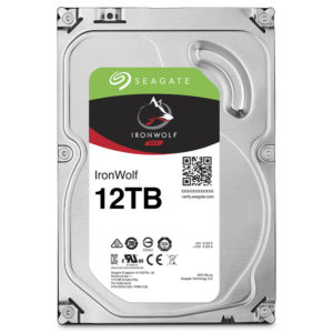 Seagate Ironwolf 12tb Hdd