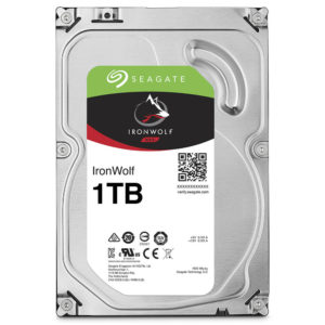 Seagate Ironwolf 1tb Hdd
