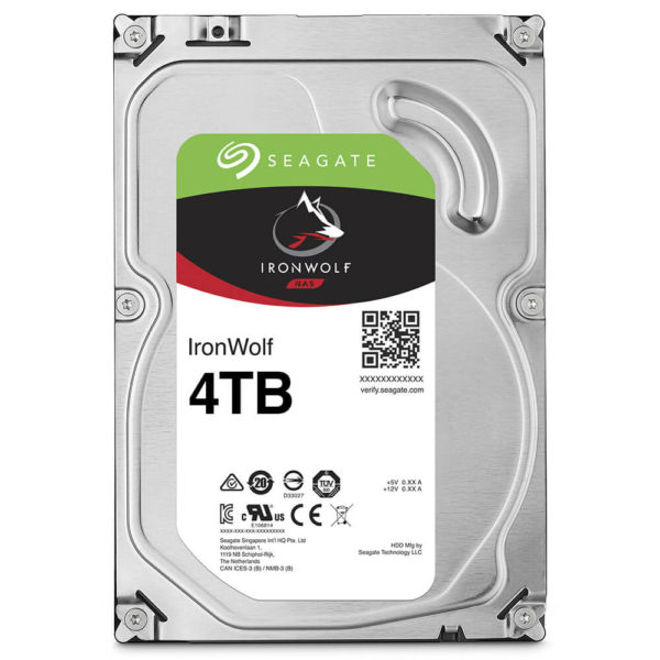 Seagate Ironwolf 4tb Hdd