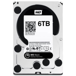 Wd Caviar Black 6tb Hdd