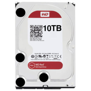 Wd Caviar Red 10tb Hdd