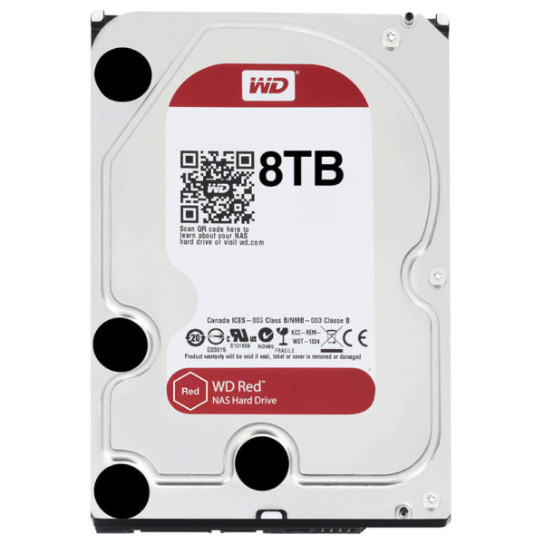 Wd Caviar Red 8tb Hdd