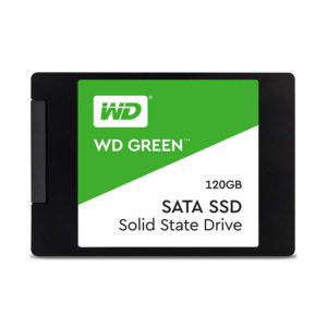 Wd Green G2 120gb Sata3 Ssd