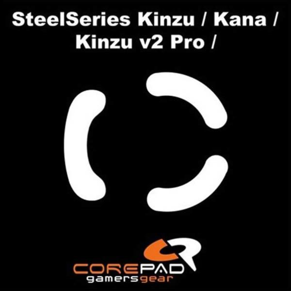 Corepad Skatez Pro For Steelseries Kinzu-Kana Series -100% PTFE Mouse Feet