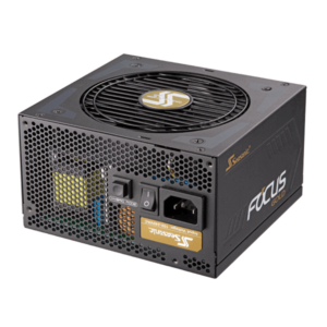 Seasonic Focus 550W FM-550 - 80 Plus Gold Semi