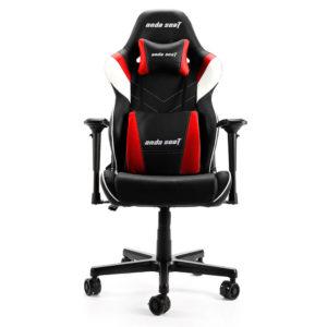 Anda Seat Assassin King V2 Blackred – Full Pvc Leather 4d Armrest Gaming Chair H1