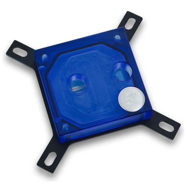 EK-Supremacy EVO Blue Edition - Cpu Block