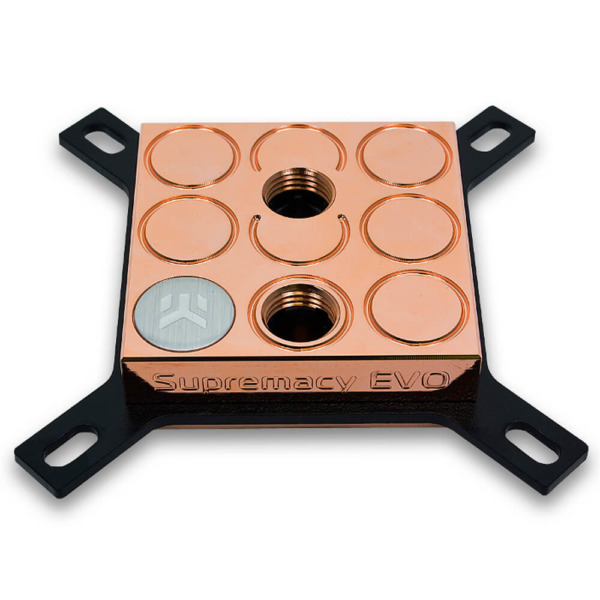 EK-Supremacy Original CSQ - Full Copper Cpu Block