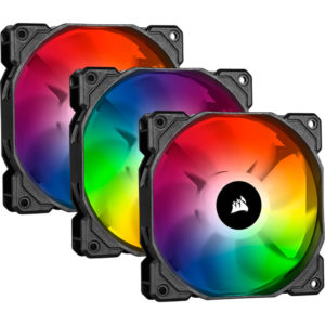 Fan Corsair Sp120 Pro Rgb (kit 3 Cái) 01