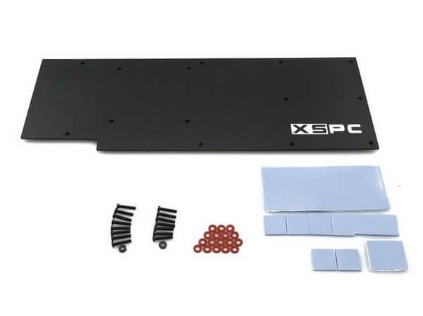 Xspc Razor Gtx 980 , 980 Ti Backplate