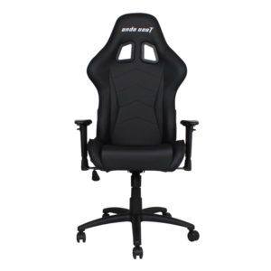 Anda Seat Axe Black - Full PVC Leather 4D Armrest Gaming Chair