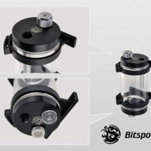Bitspower Water Tank Z-Multi 100 V2 (Clear Body & POM Version)