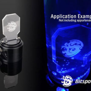 Bitspower Water TanK Z-Multi Ultra 100 (POM Version)